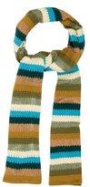 Missoni Striped Wool Scarf