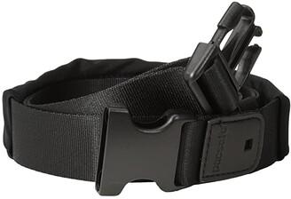 Pacsafe Cashsafe 25 Anti-Theft Deluxe Travel Belt Wallet (Black) Wallet Handbags