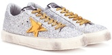 Golden Goose Deluxe Brand May glitter sneakers