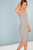 Glamorous Petite Grey Marl Cami Dress