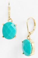 Anne Klein 'Bejeweled' Drop Earrings
