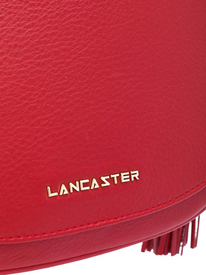 Lancaster saddle crossbody bag