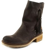 Coolway Pavia Women Round Toe Suede Mid Calf Boot.
