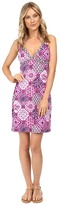 Tommy Bahama Tile of Tropics V-Neck Spa Dress Cover-Up