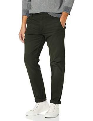 Dockers Seaworn Khaki Tapered Trouser,W29/L32 (Size: 29 32)