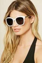 Forever 21 FOREVER 21+ Square Sunglasses
