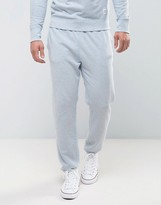 Converse Essentials Lightweight Joggers In Baby Blue 10005103-a02