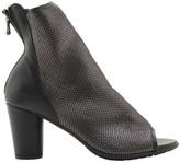 Arche Women's Leioz Metallic Peep-Toe Heel Bootie
