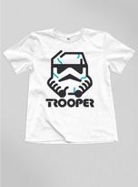 Junk Food Clothing Toddler Boys Star Wars Trooper Tee-elecw-2t