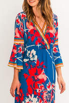 Flying Tomato Isabella Flower Maxi Dress