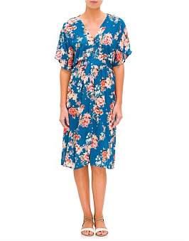 Sunseeker Elkwood Midi Tea Party Dress