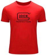 Glock Printed Tops T shirts Glock Printed For Men's T-shirt Tee Tops