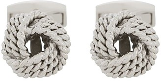 Tateossian rope knot cufflinks