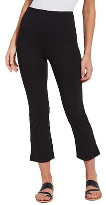 Lysse Medium Control Cropped Kick Flare Ponte Pants