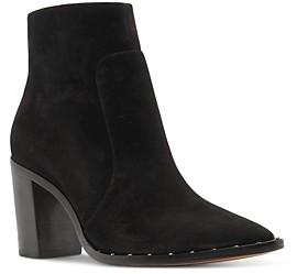 Schutz Women's Patty Studded Ankle Boots