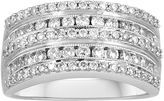 FINE JEWELRY LIMITED QUANTITIES 1 CT. T.W. Diamond 14K White Gold Wedding Band