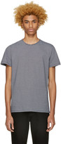 A.P.C. Navy Stitch T-shirt