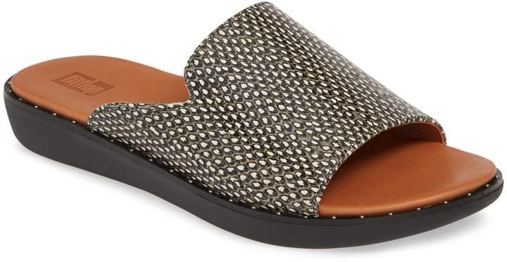 FitFlop Saffi Dotted Slide Sandal