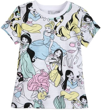 Disney Princess and Friends T-Shirt for Girls