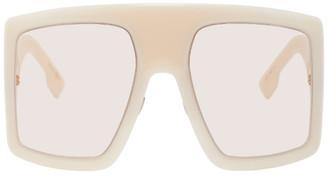 Christian Dior Beige DiorSoLight1 Sunglasses