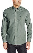 Dockers Long-Sleeve Unsolid Solid Shirt