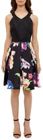 Ted Baker Illusia Tapestry Floral Dress