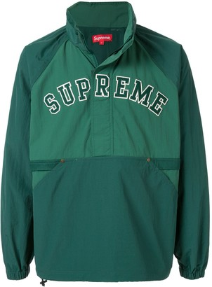 Supreme Court Half Zip Pullover