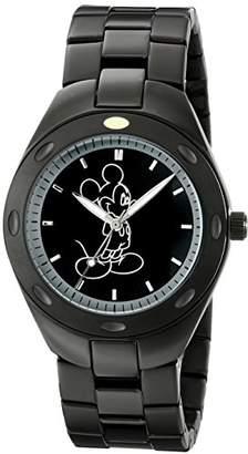 Disney Men's W001900 Mickey Mouse Analog Display Analog Quartz Watch