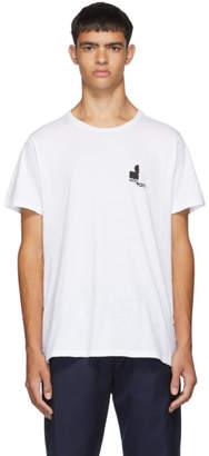 Isabel Marant White Zafferh T-Shirt
