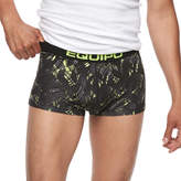 Equipo Men's equipo 2-pack Geometric & Solid Stretch Performance Trunks