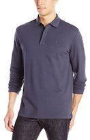 Victorinox Men's Movement Long Sleeve Polo