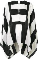 Maison Rabih Kayrouz striped blouse