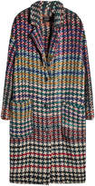 Isabel Marant Coat with Wool, Alpaca and Mohair