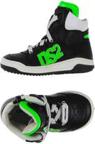 DSQUARED2 Low-tops & sneakers - Item 11301990