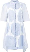 Stella McCartney short sleeve shirt dress