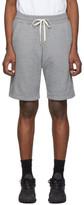 John Elliott Grey Crimson Shorts