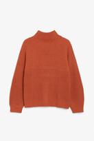 Monki Vertical knit sweater