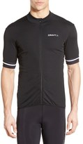 Craft 'Classic' Fitted Moisture Wicking Stretch Cycling Jersey