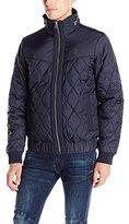 G Star Men's Meefic Utility Quilted Jacket