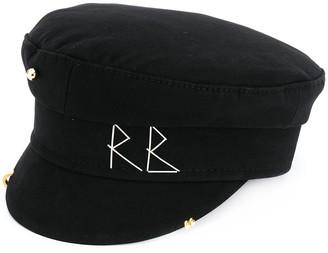 Ruslan Baginskiy Embroidered Logo Sailor Hat