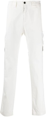 C.P. Company Tailored Straight-Leg Trousers