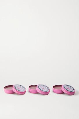 C.O. Bigelow Sakura Rose Salve Trio, 3 X 22g