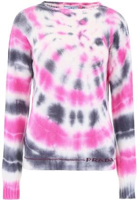 Prada Tie-Dye Sweater
