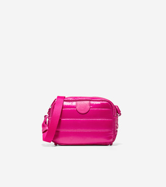 Cole Haan Quilted Nylon Crossbody