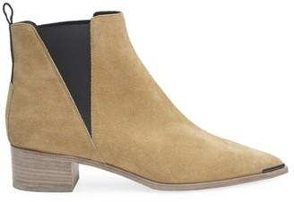 Acne Studios Jensen Suede Ankle Boots