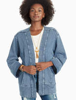Lucky Brand Quilted Indigo Jacket