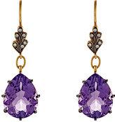 Cathy Waterman Women's Mixed Gemstone Drop Earrings