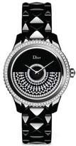 Christian Dior VIII Grand Bal Diamond, Black Mother-Of-Pearl, Black Ceramic & Stainless Steel Automatic Br