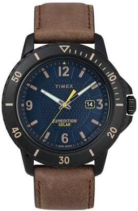 Timex TW4B14600 Expedition Brown