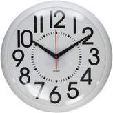 Taylor Precision Springfield 13.25-Inch Big and Bold Clock